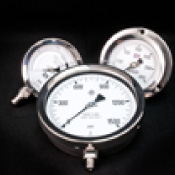 Oil & Gas Pressure Gauges